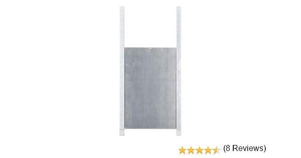 Kerbl - Puerta corredera (300 x 400 mm, aluminio): Amazon.es: Industria, empresas y ciencia