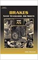 Book NATEF Standards Job Sheet - A5 Brakes (Natef Standards Job Sheets)