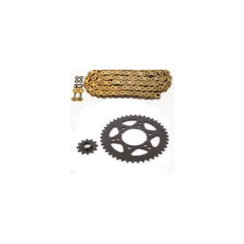 1993 Polaris 250 Trail Blazer 2X4 Chain and Sprocket Set