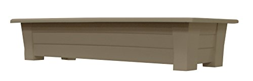 Adams Manufacturing 9302-96-3700 Deck Planter, 36