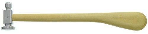 4 75oz Chasing Dome Head Hammer 10