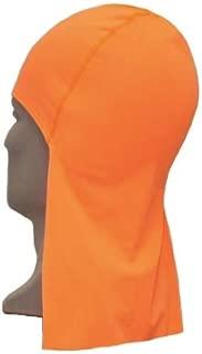 product image for Maxit Beanie Hat with Neckshade, Nylon/Spandex, Orange, Universal - 103800145, (Pack of 2)