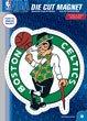 Boston Celtics Die-Cut Logo Car Magnet by WinCraft
