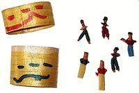 - Guatemalan Worry Dolls in a Box