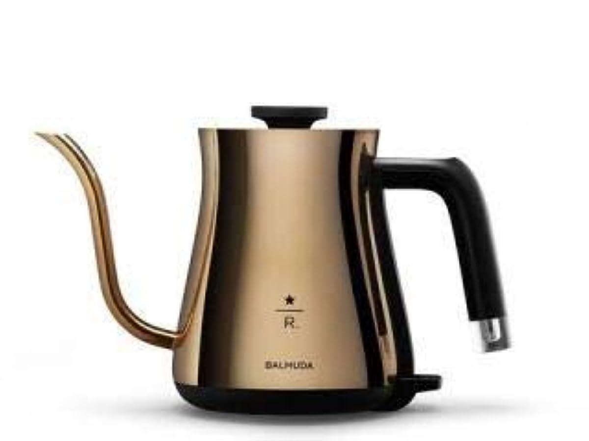 [해외] 스타벅스 리서브 로스(ROSS) tally 도쿄 한정 모델 BALMUDA 전기 주전자(케틀.kettle) 발뮤다(BALMUDA)