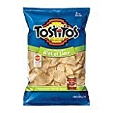 Tostitos Hint of Lime Tortilla Chips by Frito-Lay