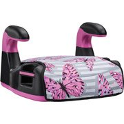 Evenflo Amp Select No-back Booster Car Seat, Butterfly