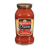 Bertolli Organic Tomato & Basil Pasta Sauce (24 oz.)