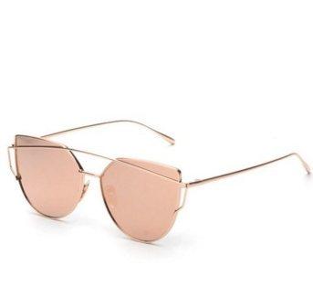 lunette de soleil effet miroir femme 4c0961b2febb