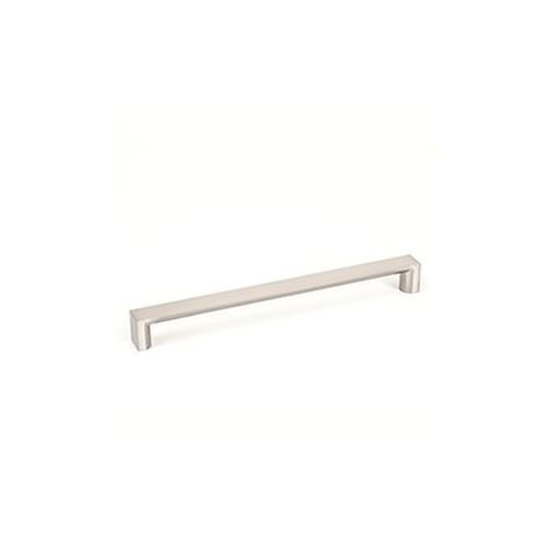 Berenson Elevate Series 10-1/16'' Center to Center Appliance Handle Pull, Brushed Nickel by Berenson