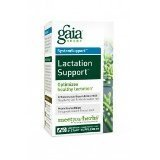 Gaia Herbs Lactate Support (Gaia Herbs - Lactate Support 60 cap (Pack of 2))