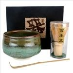 Happy Sales Tea Ceremony Set Bowl and Whisk