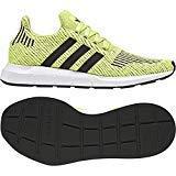 adidas Originals Men's Swift Running Shoe, Black, Size 8.0