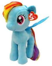 Pelucia Rainbow Dash My Little Pony TY - DTC