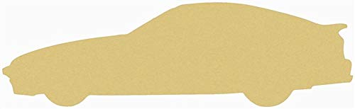 - Race Car Cutout Unfinished Wood Transportation Cut Out Kids Room Decor/Birthday Party Door Hanger MDF Shape Canvas Style 1 (6
