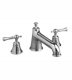 Jado Hatteras Roman Tub Set with Low Spout and Lever Handles Old Bronze 842/313/105 ()