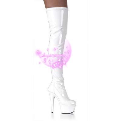 High Heels Night Club stahlrohr stahlrohr stahlrohr Schuhe 15 cm Hohe u - Stiefel b75c2b