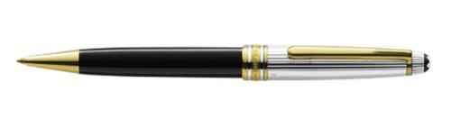 Montblanc Meisterstuck Doue Sterling Silver Ballpoint Pen 164DS 17329