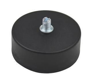 JSBro Neodymium Magnet Covered in Silicone Mag Mount Tool Holder for Peg Board Set of - Mount Peg