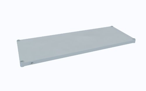 InterMETRO 18-Inch by 48-Inch Solid Shelf