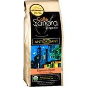 - Ground Espresso Roast - 12OZ,(Caffe Sanora)