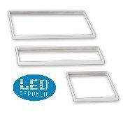 Led Republic led panel light frame for 2x2 2x4 1x4 size - For Orlando Sale Warehouse