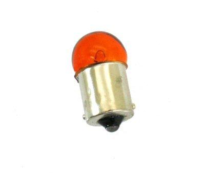 Premium 12V 10W Scooter Turn Signal Bulb - Amber