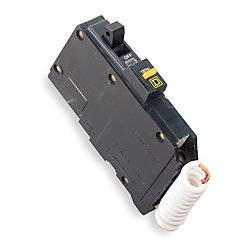 Square D Equipment Protection Breaker, QO120EPD