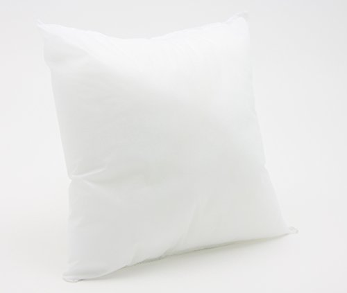 Throw Pillow Covers Made In Usa : Square Pillow Insert for Sham or Decorative pillow Made in USA (Perfect for 16