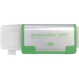 Sandisk MicroMate Memory Stick DUO M2 Card Reader (SDDR-108-E12M )