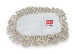 Tough Guy 1TZF8 Wedge Mop Kit, Cotton, Natural