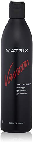 (Matrix Vavoom Hold My Body Forming Gel Medium Hold, 16.9 Fl. Oz.)