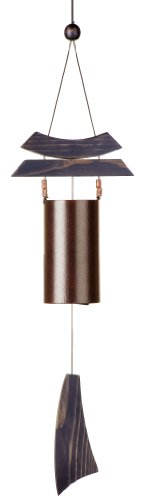 Woodstock Chimes DB Dharma Cowbell, Antique Copper -