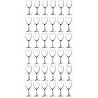Luminarc 8.5-ounce Grand Noblesse Wine Glasses, 36 Pack