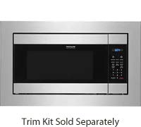 kenmore microwave built in - 3