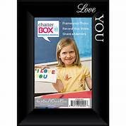 (Chatter Box- Love You Photo Frame)