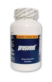 Complément alimentaire pour Prosvent santé de la prostate