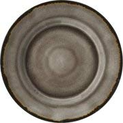 12-Piece Bramley Crackle Glaze Dinnerware Set, - Garden Rockaway