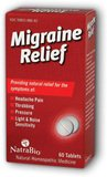 Migraine Relief 60 Tab - 8