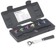 KD Tools (KDT3870) 7 Piece Magnetic Drain Plug Socket Set