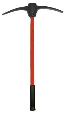 Nupla NC-RP-5H Railroad Pick with Double Bit Grip, 36'' Handle Length