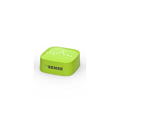 Usense tennis raquet sensor for tennis racket motion detecting (Green)