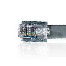(RadioShack 25-Foot UL-Listed Line Cord (Silver))