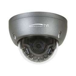 - Speco Technologies Intense IR HD TVI Only Camera Dome Camera, Dark Gray (HT5941T)