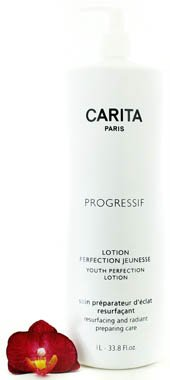 Lotions Carita Skin (Carita Progressif Youth Perfection Lotion 1L/33.8oz (Salon Size))
