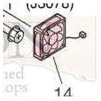 Hp Laserjet 9500 Rh7-1554-000cn Fan Fm3