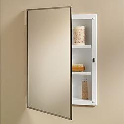 Lovely Jensen 840M18CH Basic Styleline Recessed Mount Medicine Cabinet