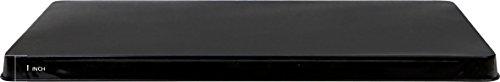 Reston Lloyd R-105-B Rectangular Stove Burner Covers, Set of 2, Black