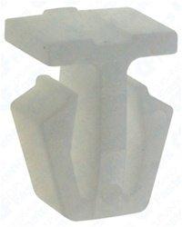 Honda White Body Side Molding Clips (Honda # 91534-SE0-000) - Package of 20