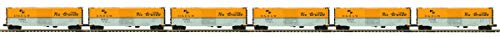 MTH O Scale 6-Car 50' Ps-1 Box Car w/Youngstown Door for sale  Delivered anywhere in USA